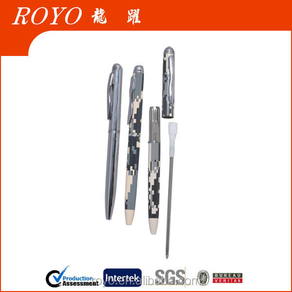 2014 High quality metal pen usb memory for promotion product