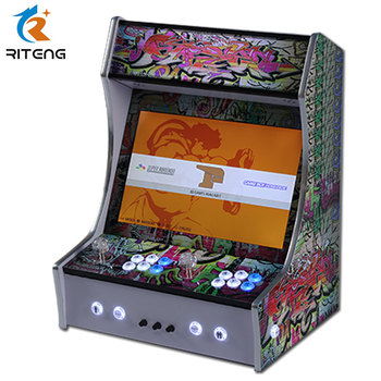 Coin Acceptor 2 Spelers Kit Bartop Console Kast Arcade Game Machine