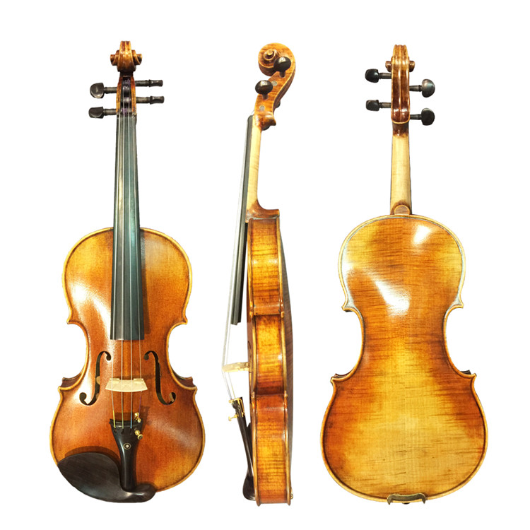 Wholesale handmade professional violin fitness children