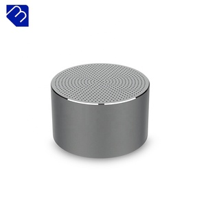 "The Can Be Removed Private Label Dual Bluetooth Headset Subwoofers Speaker 2"" With Mobile Stand"