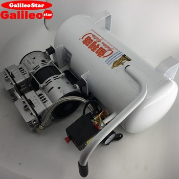 GalileoStar8 80 hp air compressor water air pump compressor machine