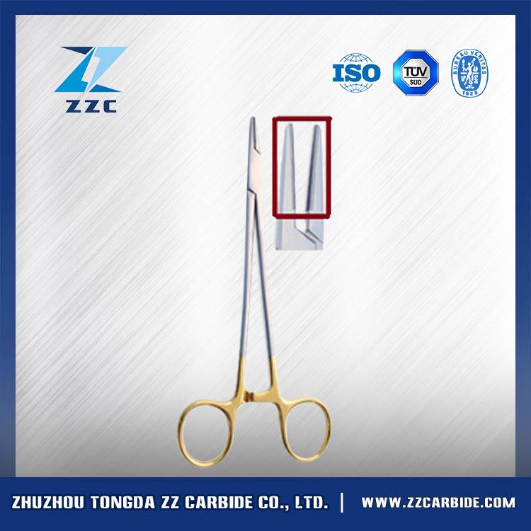 17mm needle holder 12cm straight single use surgical instruments