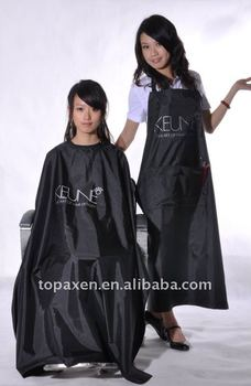 Pro Salon Hairdressing Hair Cutting Gown Barbers Cape , Buy Pro Salon  Hairdressing Hair Cutting Gown Barbers Cape,Schwarzkopf \u0026  Henkel,Schwarzkopf \u0026