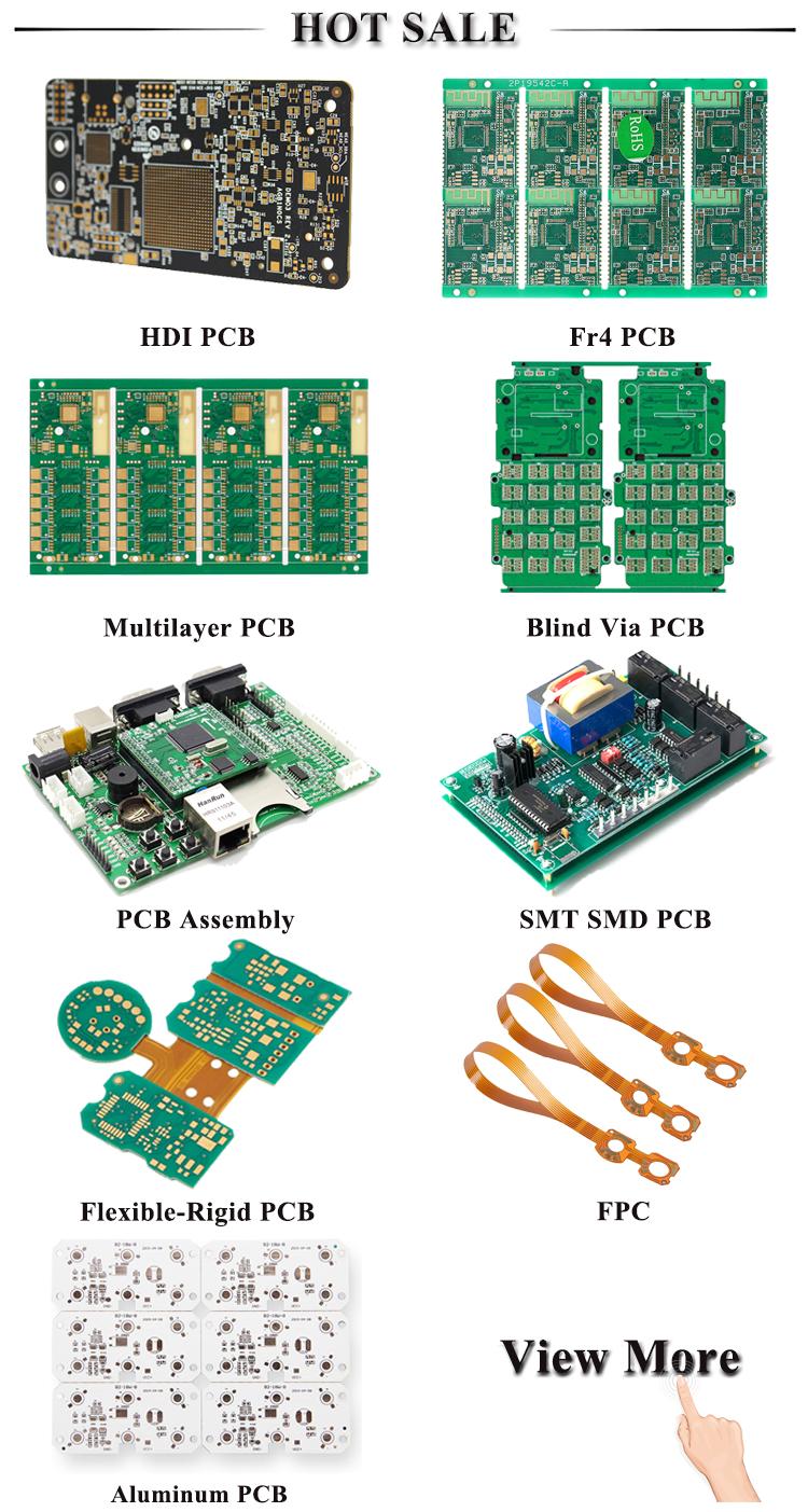 SMT แข็ง PCB Assembly การผลิต