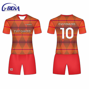 1e116212f Wholesale custom sports uniformes de futbol completos de los clubes del  mundo