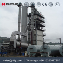 China production 120t/h asphalt mixing plant with good quality is on hot sale