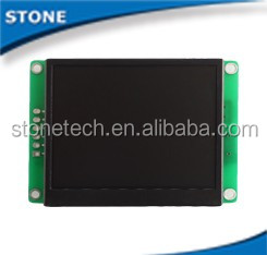 3.5 inch 320*240 mini lcd screen with fast speed CPU/Driver/Flash memory/Serial port
