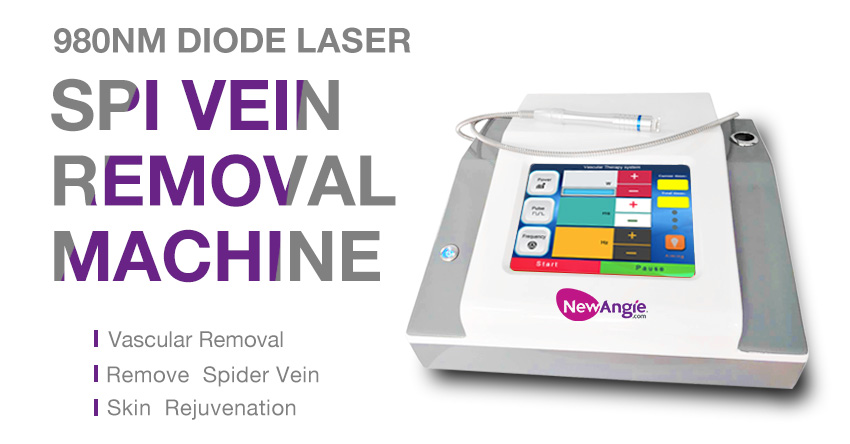 980nm diode laser vascular spider vein removal with wholesale price