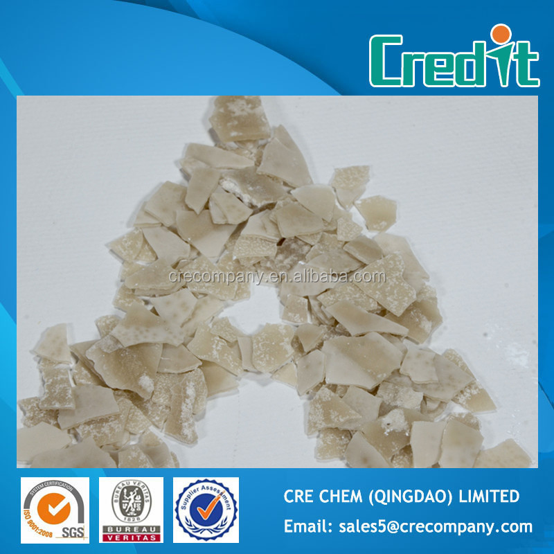 Manufacturer Factory Price Hexahydrate 45% Magnesium Chloride Yellow Flake