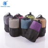 Super Absorbent Microfibre Camping Towel Microfiber Outdoor Travel Sport Gym Towel in Mesh Bag