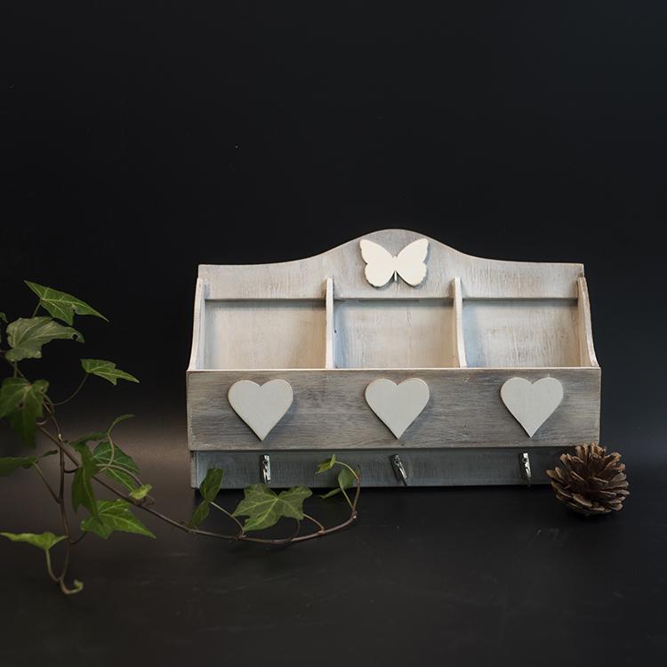 Prateleira de parede de madeira livro preto moderna com design criativo cubo design
