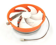 125mm 12v CPU cooler for computer processors 125x25mm DC fan with heatsink