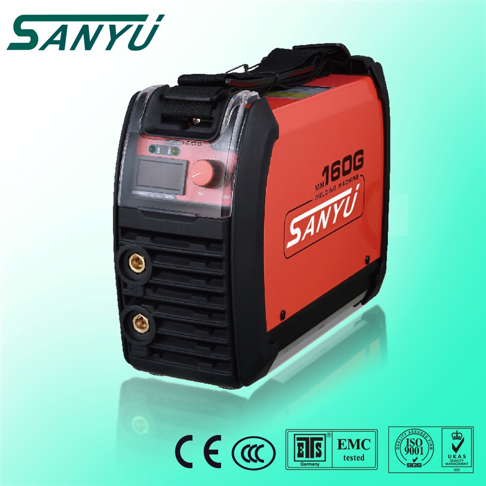 Premium high frequency Portable welding mahine mma welder inverter welding machine 200