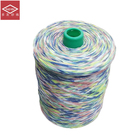 55Acrylic/45Nylon Tape Yarn Glove Hand Knitting Tape Yarn