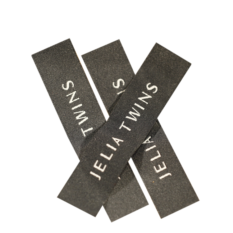 Custom Cheap Fabric Cloth Tags Labels Woven Label