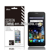 Factory supply s'pop screen protector for alcatel one touch idol ultra wholesale