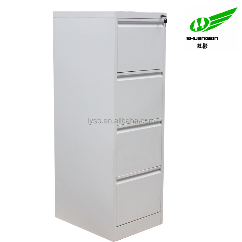 4 drawer file cabinet a3/steel hanging filing cabinet/ a4 file