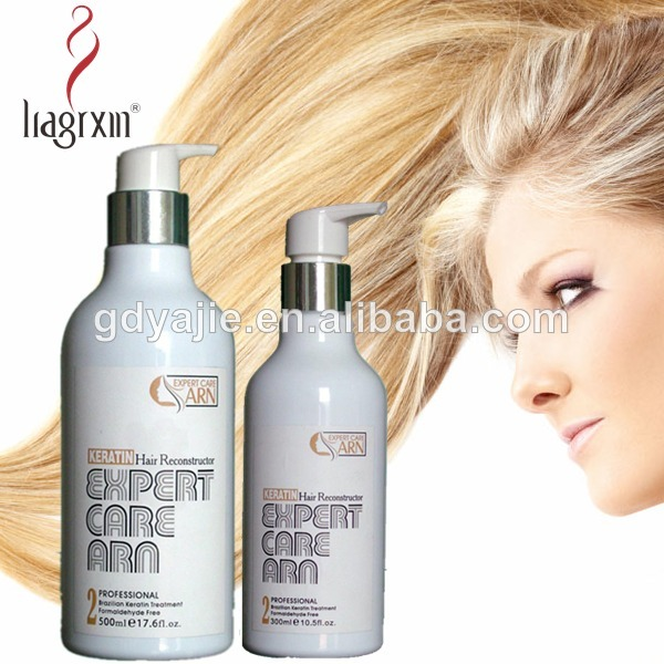 collagen protein herbal keratin hair treatment