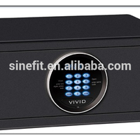 Mini Security Safe Deposit Box Key Safe Box, Safe ST-1001