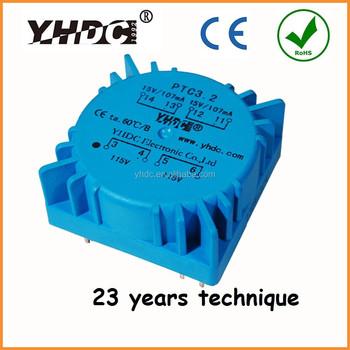 3.2va 110v 115v 120v 220v 230v Mini Toroidal Power Transformer ...