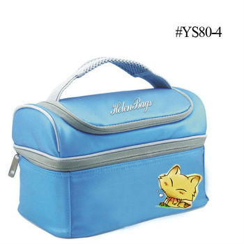Cooler Box Rolling Insulated Cooler Bag Medication Travel
