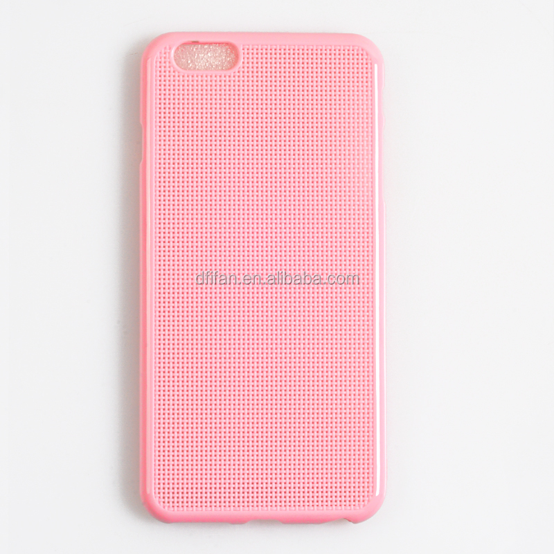 Iphone 6/6s case for cross stitch. Iphone 6 silicon cover for