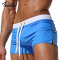 Taddlee Brand Man Men Swimwear Trunks Low Waist Swimsuits Men s Swim Boxer Shorts Summer Beach