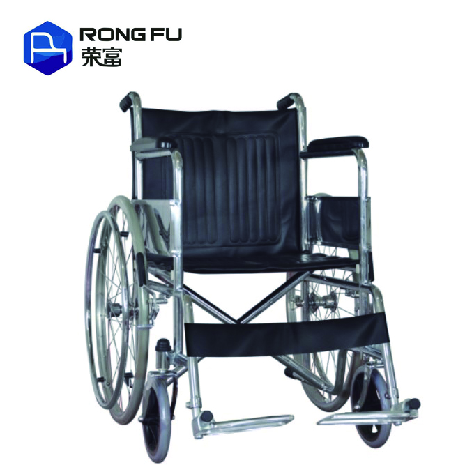 Hot sale stainless steel wheelchair