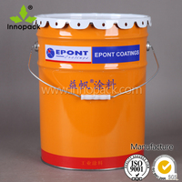 wall paint use drum and barrel with factory price for wholesale