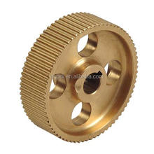 High Quality Brass M5 Timing Pulley