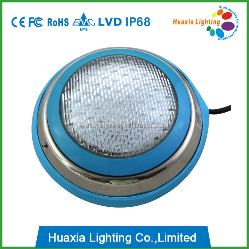 Factory price 18W/24W/35W SS304 LED surface mounted pool light