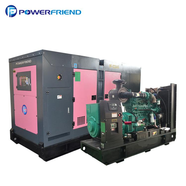 SCANIA 400kw di alimentazione diesel silenzioso 500kva generatori di prezzo