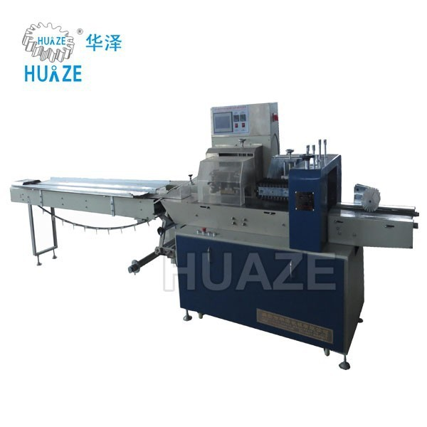 Dialy chemistry Flow Packaging Machine
