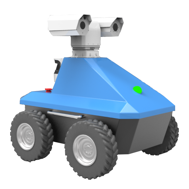 Small intelligent inspection robot XKE-II series-3