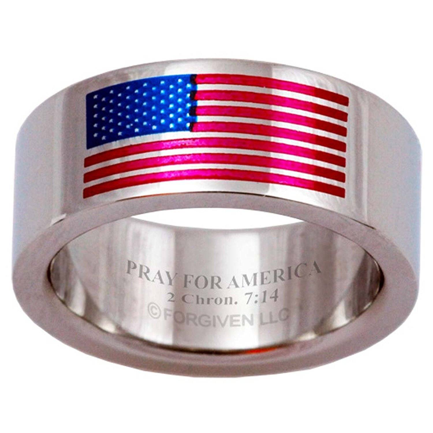 LDS Bookstore Argentina Flag Ring