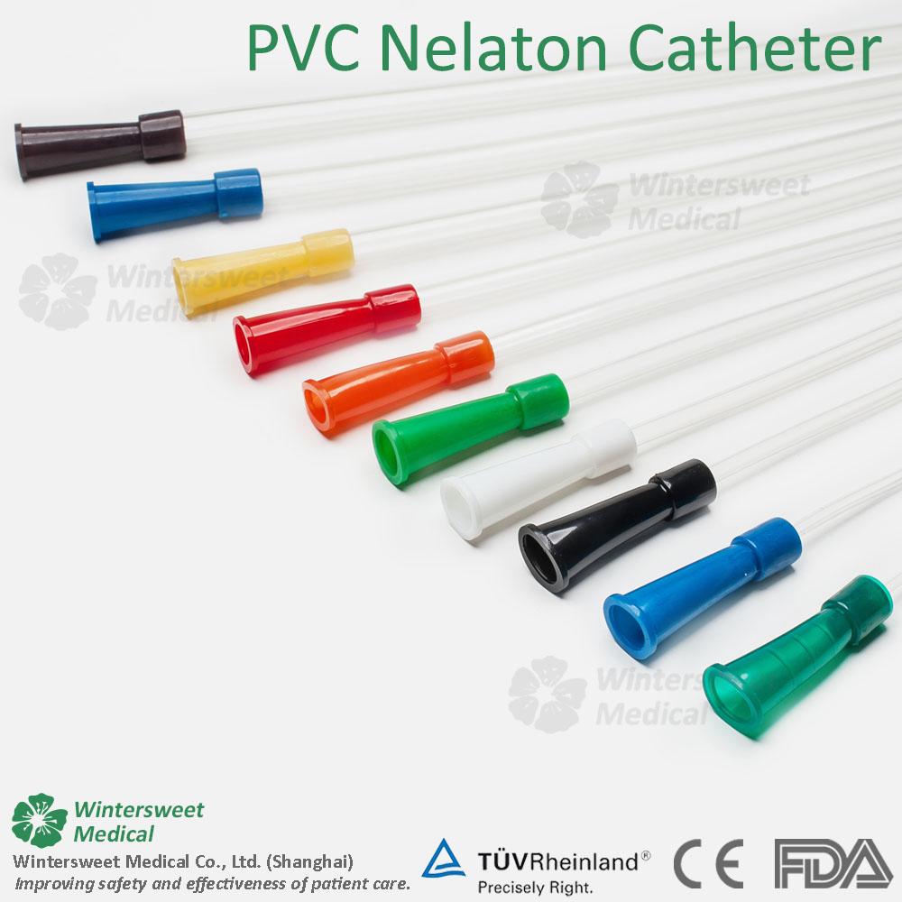 Alibaba China Disposable Nelaton Urinary Catheter Size