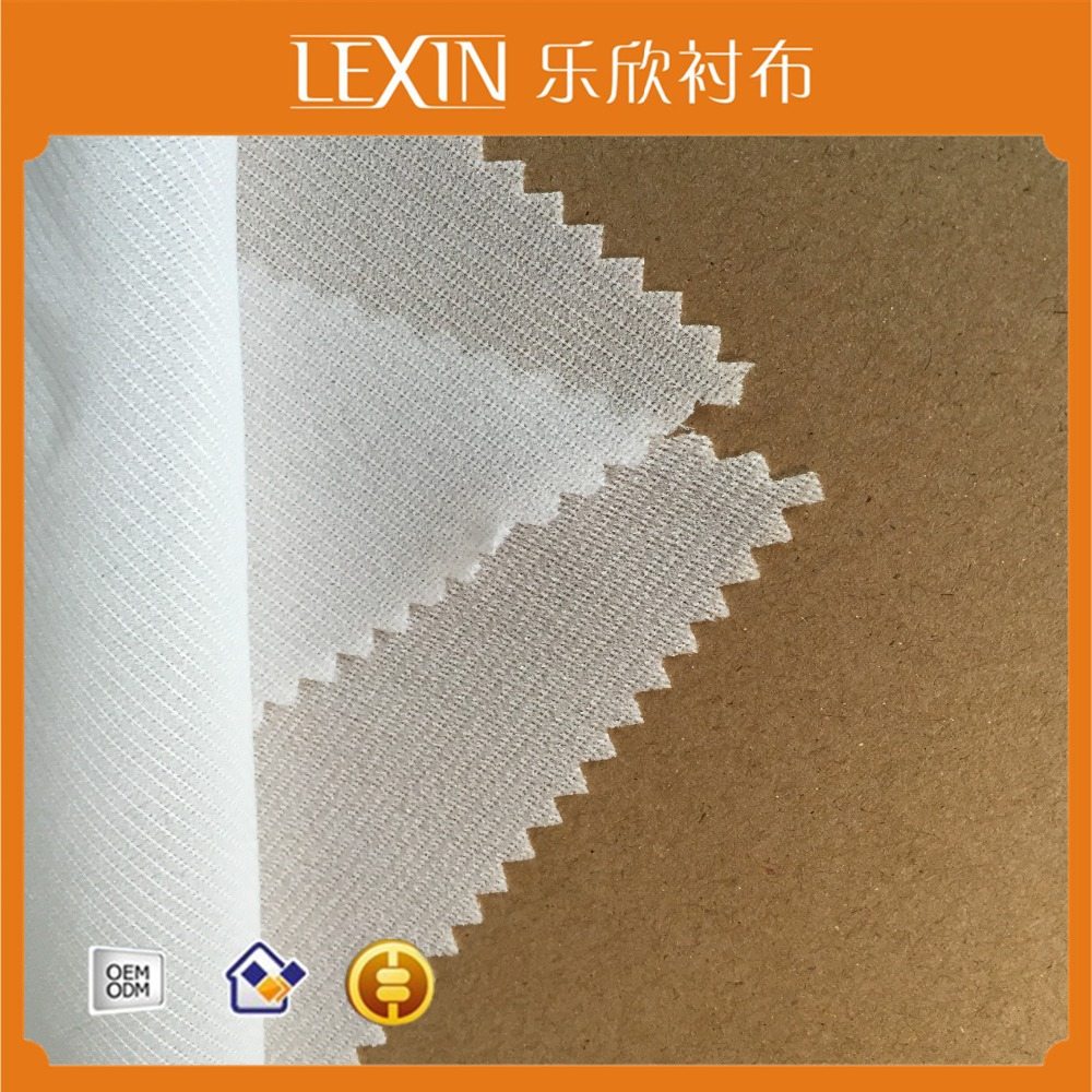 tricot adhesive woven interlinings 3040B