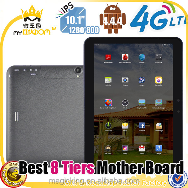 PLOYER MOMO8-4G quad core tablet Android 4,4 4g lte con GPS wifi