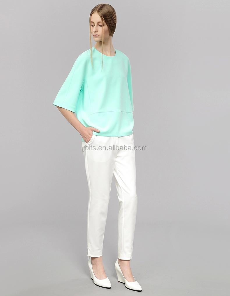 Ol Mint Green T-shirt Women T-shirt - Buy Modal T-shirts,Popular T ...