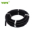 5/8 inch 16mm SAE J20 R3 epdm rubber black heater hose with IATF 16949