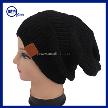 2016 Sport Winter Beanie Cap Men Hat Embroidery Beanie Knitted Wool Hiphop Winter  Hats For Women d588fca3c7b