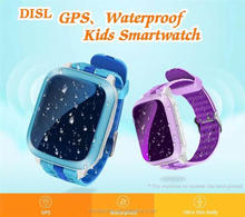 2017 New Arrival waterproof kids gps watch Anti-Drop Waterproof IP68 gps Smart Watch for kids and baby GPS WIFI Tracking Watch