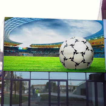 250mm * 250mm Led-display-modul Zoo Freies P4.81 Outdoor Video