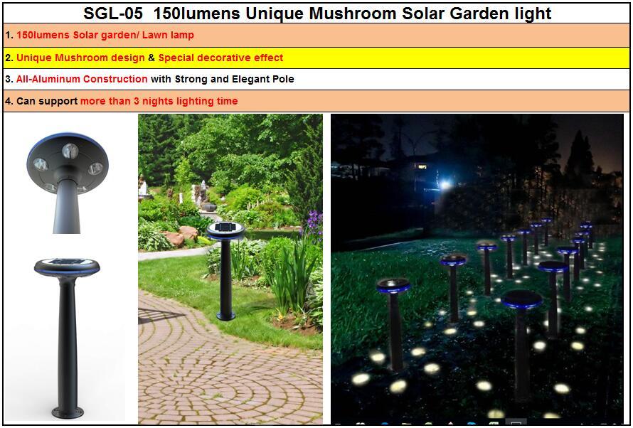 Dongguan Beinuo Garden Solar Led Bollard Light With Good Service ...