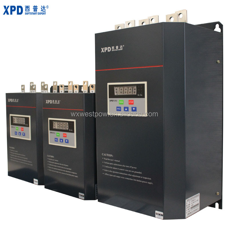 Wuxi VFD soft starter best selling three phase 1 conventer