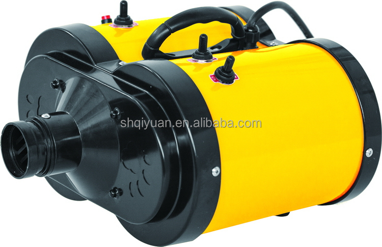 Quality promotional dog hair dryer with single motor