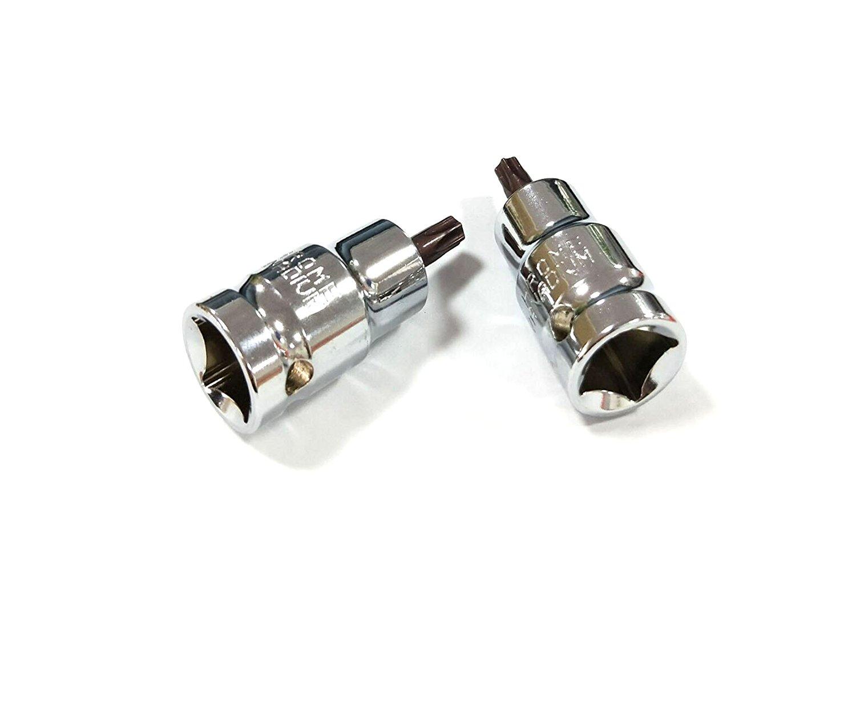Fits Torx Eazypower 026115 Tub 20 # T35 TeeStar 6 Long Power Tips