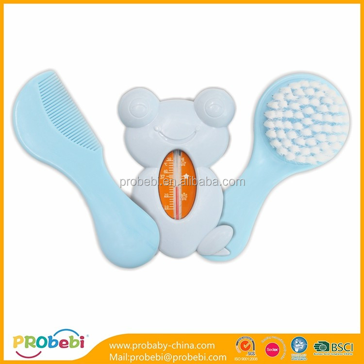 Easy Grip Baby Grooming Set Baby Children Brush Comb Set