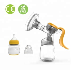 Doopser Silicone Breast Pump BPA Free Manual Breast Pump With CE Certificate