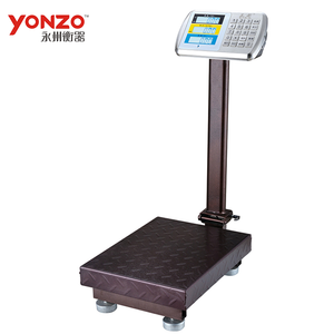 100kg to 500kg platform scale industry scott scale
